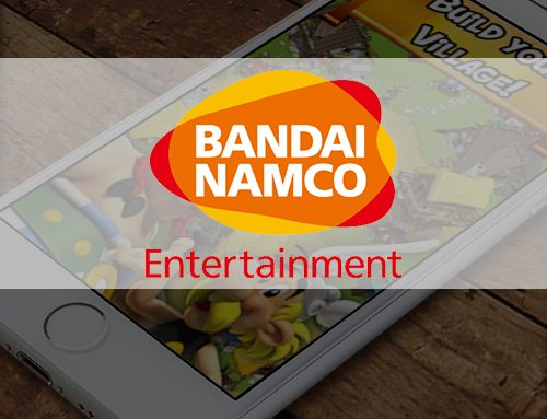 BANDAI NAMCO: Soft launch Big success