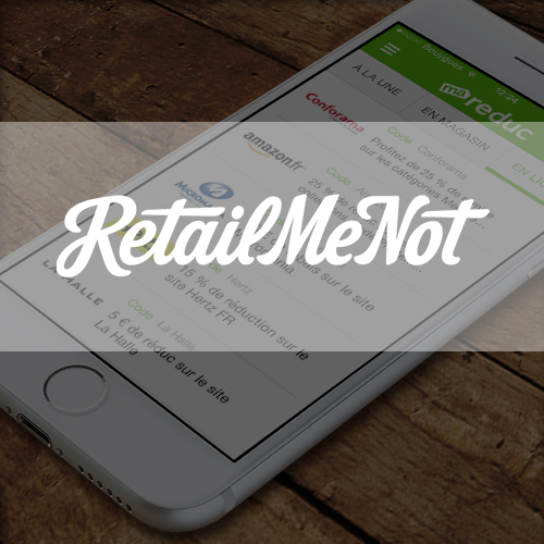 Addict Mobile - Retail - visibility to reach new users