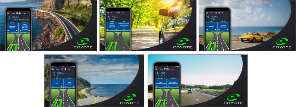 app install campaign Coyote